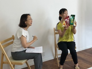 イベントに関するインタビュー